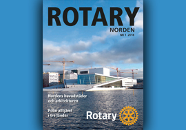 Rotary Norden nr. 1 - 2018